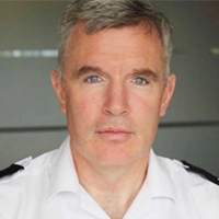 Andy Roe, London Fire Commissioner